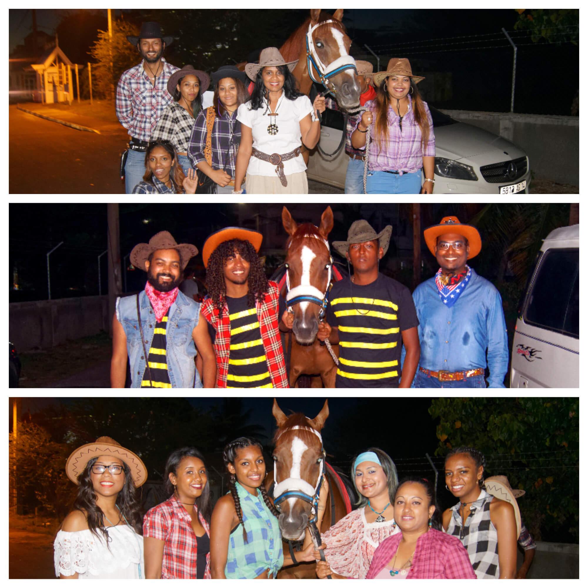 SEDECO, c'est des Cow-Boys et des Cow-Girls :)