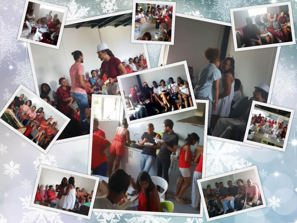 La camaraderie était au rendez-vous lors de ce beau moment de partage :)